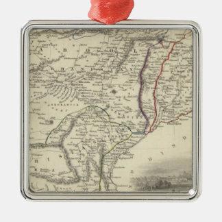 Cabool, The Punjab and Beloochistan Metal Ornament