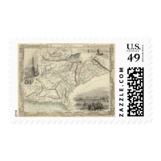 Cabool, The Punjab and Beloochistan Postage