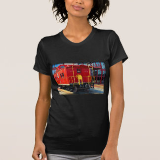Caboose 583 de Lehigh/NE Camisetas