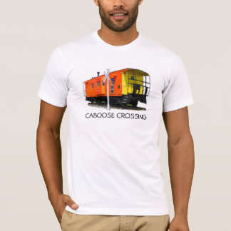 Caboose Crossing T-Shirt