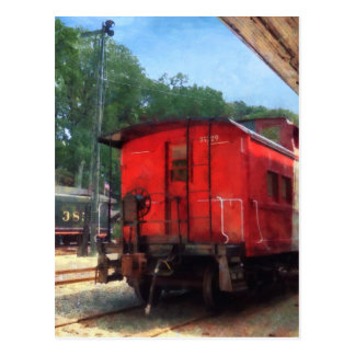 Caboose Post Cards