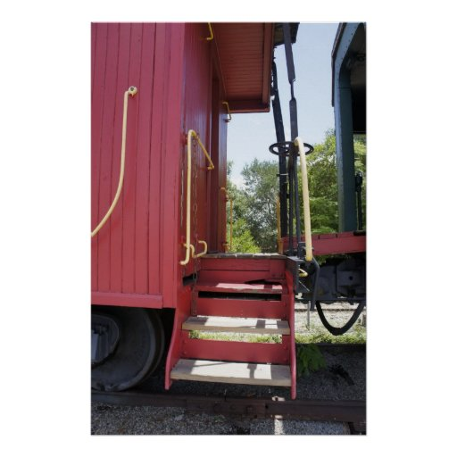 Caboose viejo posters