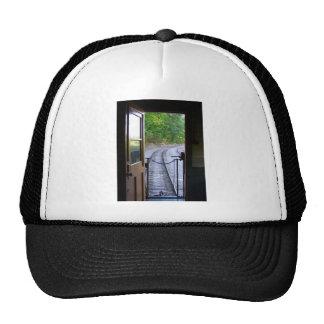 caboose view trucker hat