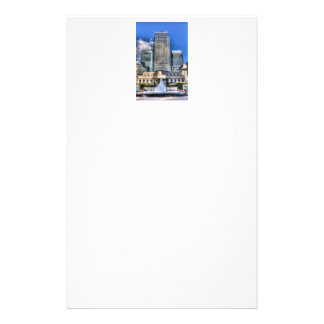Cabot Square London Stationery Paper