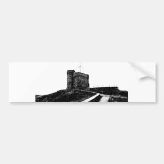Cabot Tower Bumper Sticker
