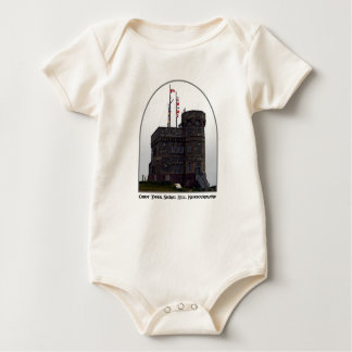 Cabot Tower, NL Baby Clothes Baby Bodysuit