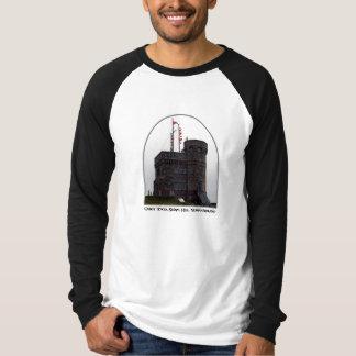Cabot Tower, NL Mens Shirt