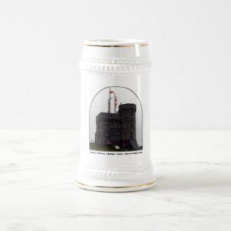 Cabot Tower, NL Stein Coffee Mug