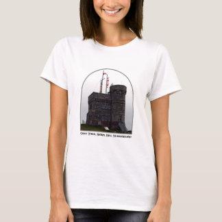 Cabot Tower, NL Womens Shirt