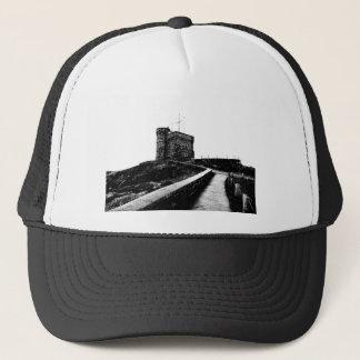 Cabot Tower Trucker Hat