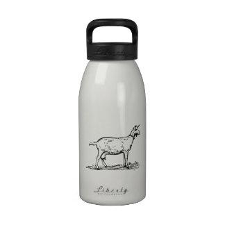 Cabra Botellas De Agua Reutilizables