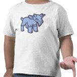 Cabra de Billy del bebé Camisetas