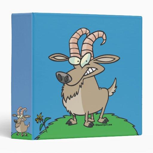 cabra de billy del dibujo animado