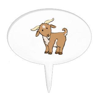 Cabra de Billy del dibujo animado Figuras De Tarta