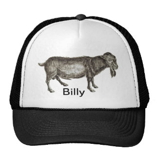Cabra de Billy - GORRA DE BÉISBOL