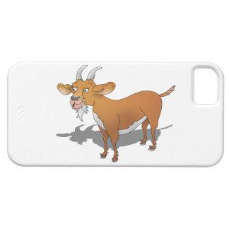 Cabra de Brown Billy iPhone 5 Carcasas