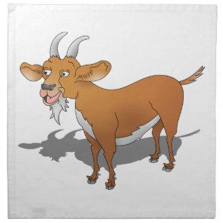 Cabra de Brown Billy Servilleta