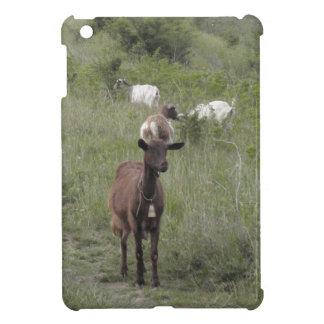 Cabra de Brown iPad Mini Protectores
