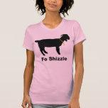 Cabra de Fo Shizzle Camisetas