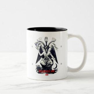 Cabra de la taza de Mendes