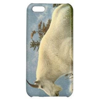 Cabra de montaña - cubierta lista del iPhone