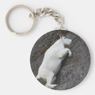 cabra de montaña llavero