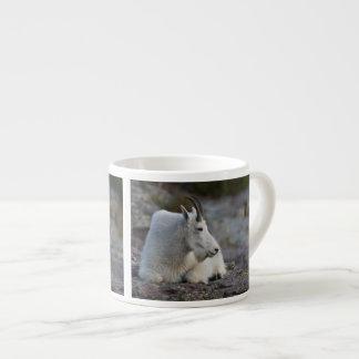 Cabra de montaña taza espresso