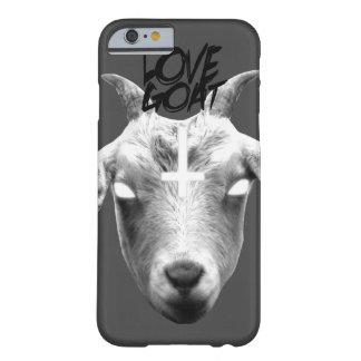 Cabra del amor funda para iPhone 6 barely there