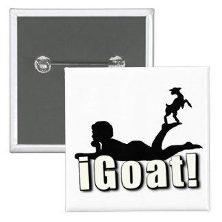 CABRA    del iGOAT I Pin Cuadrado