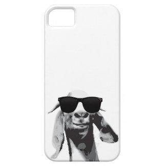 Cabra iPhone 5 Carcasas