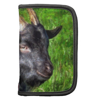 Cabra negra por el mac de Shawna Organizadores