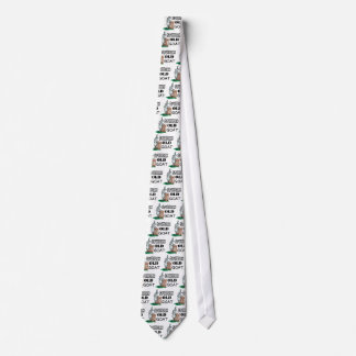 Cabra vieja obstinada corbata personalizada