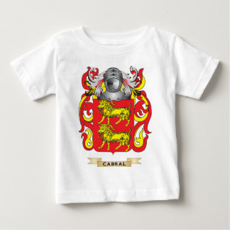 Cabral Coat of Arms (Family Crest) Shirts