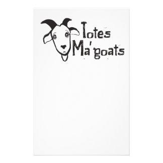 Cabras de Ma del tote Papeleria
