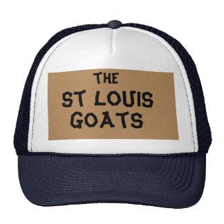 cabras de St. Louis Gorros Bordados