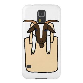 Cabras del mA de los totes (ningún texto) Funda Para Galaxy S5