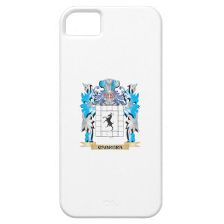 Cabrera Coat of Arms - Family Crest iPhone 5 Case