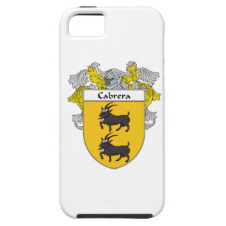 Cabrera Coat of Arms/Family Crest iPhone 5 Cover