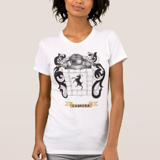 Cabrera Coat of Arms (Family Crest) Shirt