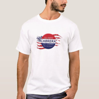 Cabrera for City Council T-Shirt