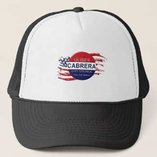 Cabrera for City Council Trucker Hat