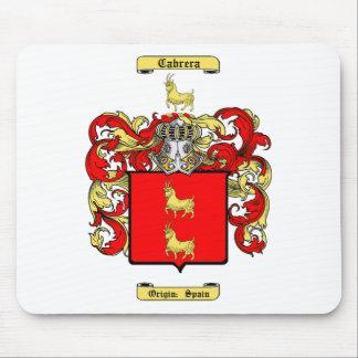 Cabrera Mouse Pad