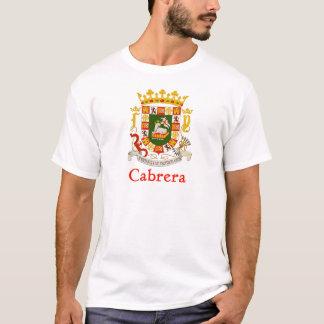 Cabrera Shield of Puerto Rico T-Shirt