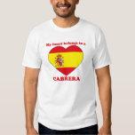 Cabrera Tees