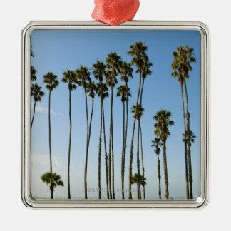 Cabrillo Avenue, Santa Barbara, California Metal Ornament