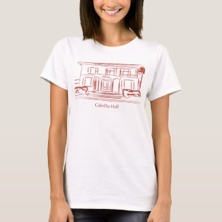 Cabrillo Hall T-Shirt