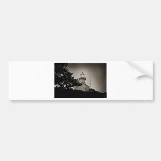 Cabrillo Light House Bumper Sticker