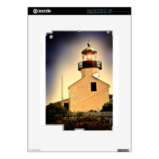 Cabrillo Light House Decals For iPad 2