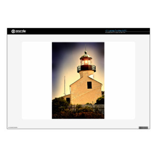 Cabrillo Light House Decals For Laptops