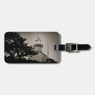 Cabrillo Light House Luggage Tag